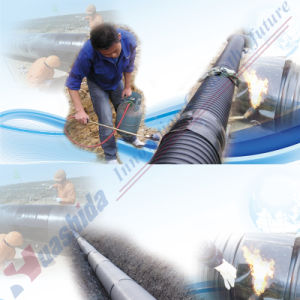 Gas Pipeline Girth Welding Coating Tape pictures & photos