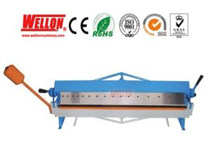 Sheet Metal Bending Machine (Plate Bender W1.0X610Z W1.5X1260A W1.5X1220Z) pictures & photos