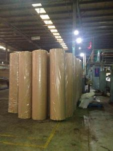 Corrugated Board Paper for Making Package Box