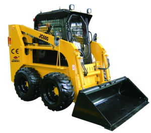 Jc60g Skid Steer Loader, CE Approved with Best Price
