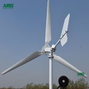 3kw Wind Power Generator for Home Use