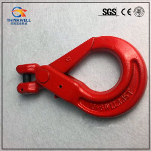 Forged Alloy Steel G80 Clevis Safety Hook pictures & photos