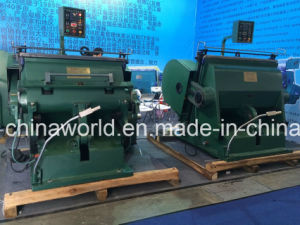 Widely Used Creasing and Die Cutting Machine pictures & photos