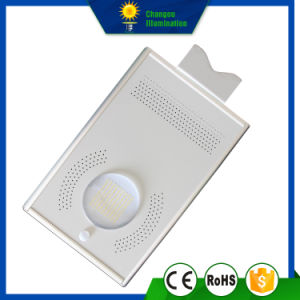 12W All in One LED Panel Street Solarlight