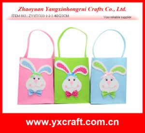 Easter Decoration (ZY15Y333-1-2-3) Easter Bunny Pouch pictures & photos