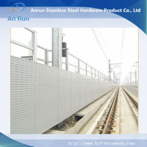 High Quality Fiberglass Reinforced Hollow Sound Isolation Highway Noise  Barrier