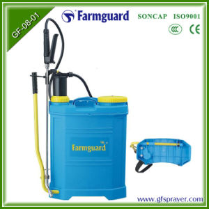 16L Manual Sprayer Knapsack Sprayer (GF-08-01)