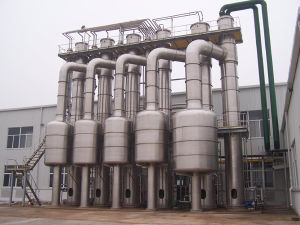 Industrial Naoh Evaporator, Used for Concentration of Liquids pictures & photos