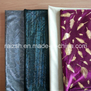 Jacquard Silk Lurex Decoration Fabric for Wholesale