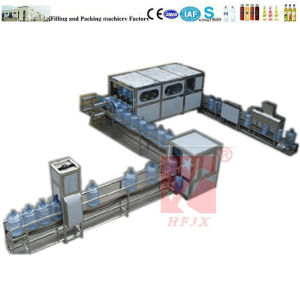 5gallon Bottling Machine/Mineral Water Production Line pictures & photos