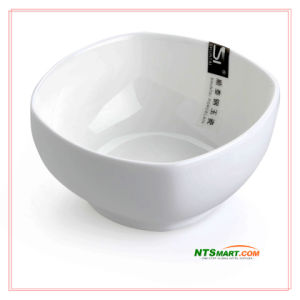 Rectangle White Ceramic Bowl (NS00019351) pictures & photos
