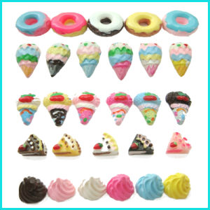 Popular Shape Beautiful Color 3D Ceramic Decal Stickers Nail