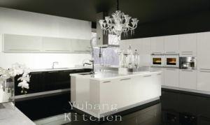 Baked Paint Kitchen Cabinet (M-L99)