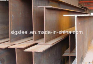Steel Profile of H Shape Section pictures & photos