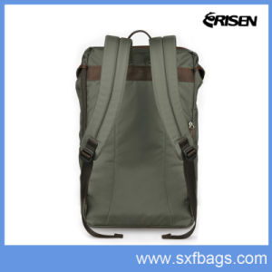Nylon Waterproof School Laptop Backpack Bag pictures & photos