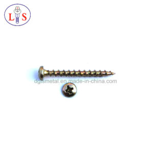 Round Head Cross Recess Self Tapping Screw pictures & photos