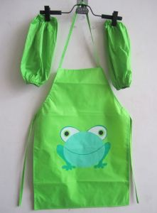 Apron Wholesale Kids Polyester Cotton Apron Custom Painting Apron pictures & photos