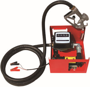 12V/24V Metering Diesel Transfer Pump / Mini Diesel Fuel Oil Dispenser pictures & photos