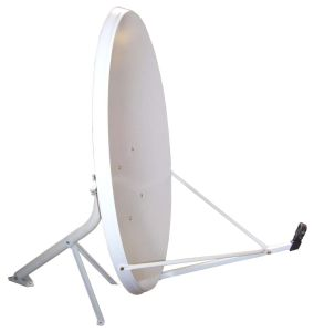 Ku Band 90cm Offset Digital Satellite TV Dish Antenna pictures & photos