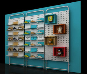 Slatwall, Wall Rack, Wall Unit, Metal Rack pictures & photos