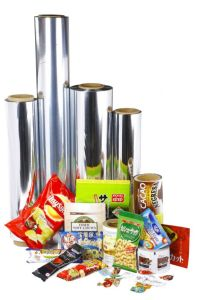 Rd137 Metalised Pet Film for Making Snack Food Bags