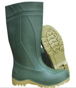 Safety PVC Rain Boots with Steel pictures & photos