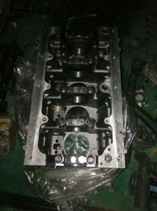 Yanmar 4tne94 Cylinder Block for Forklift Engine pictures & photos