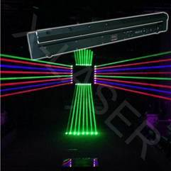 Disco 8PCS Head Moving Laser Light pictures & photos