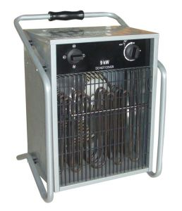 9kw Industrial Fan Heater pictures & photos