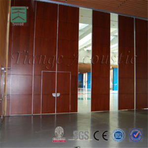 Finish Melamine Wooden Room Divider Soundproof Dividers