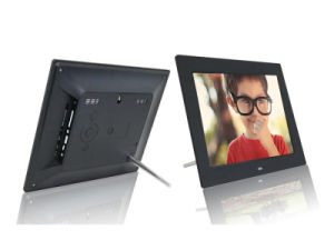Full Function 7 Inch Digital Picture Frame Support MP3 and MP4