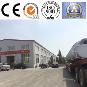 Waste Tire Strips for Distillation Equipment