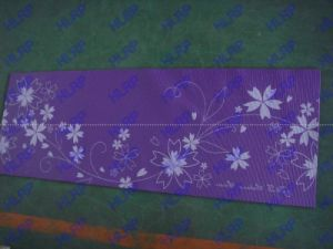 Printed Yoga Mat, PVC Yoga Mat pictures & photos