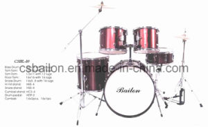 Top Quality and Hot Sale Drum Set (CSBL-10)