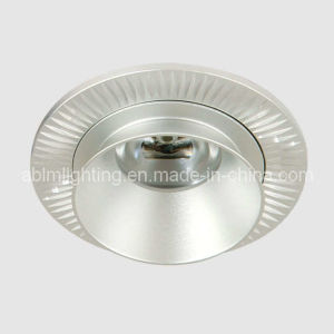 LED Downlight / Aluminium Material Ceiling Light (AEL-6650-B08# 3*1W)