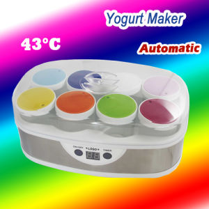 Good Quality LED Digital Yogurt Maker 43 Degree