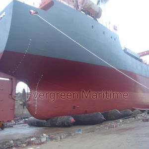 High Pressure Ship Launching Airbag Used for Marine Landing pictures & photos