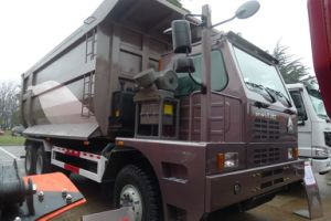 HOWO 6X4 50t Mining Dump Truck Sinotruk (ZZ5507S3840AJ) pictures & photos