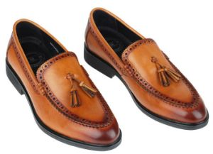 059dde44711 China Tassel Bullock Hollow Men Formal Dress Shoes Leisure Brown ...