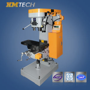 Vertical Twin-Spindle Single-Motor-Driving Drilling and Tapping Machine Tool (ZS4132*2)
