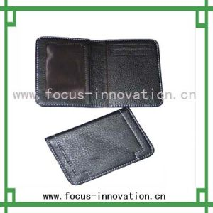 Leathe Card Holder (F2472)