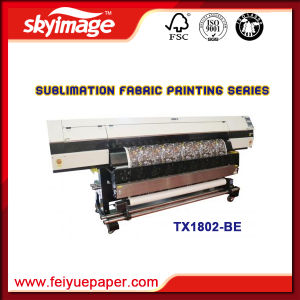 China Manufacture Large Format Sublimation Printer Oric Tx1802-Be with Double 5113 High Speed pictures & photos