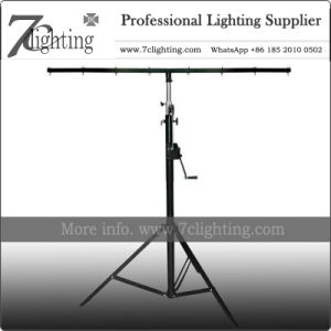 4.5m Mobile DJ Stand T-Bar Winch Stands for PAR Cans  sc 1 st  Qicai Lighting Equipment Limited & China 4.5m Mobile DJ Stand T-Bar Winch Stands for PAR Cans - China ...