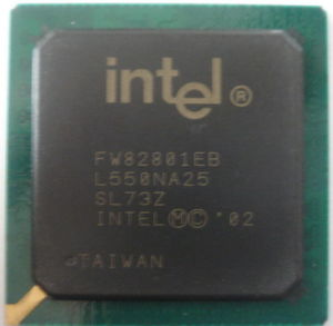 Intel EB I/O Controller Product Specifications