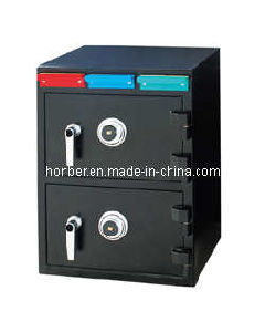 Mechanical Code Drawers Depository Safe (DEP-TN711D3S) pictures & photos