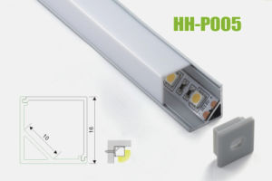 Hh-P005 Surface Mounted LED Aluminum Profiles pictures & photos