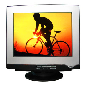 17 inch CRT Monitors Pure Flat (CF176)