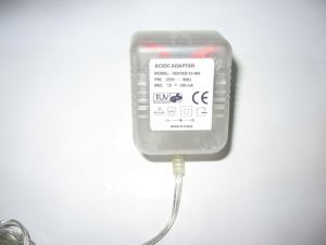 5W 12V AC Adapter with Ce GS Certificate