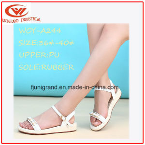 05541030acb31e China 2016 Summer Fashion Ladies Sandals for Outdoors - China Famale ...