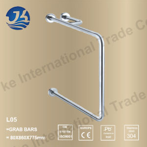High Quality Stainless Steel Safety Grab Bars (L05)
